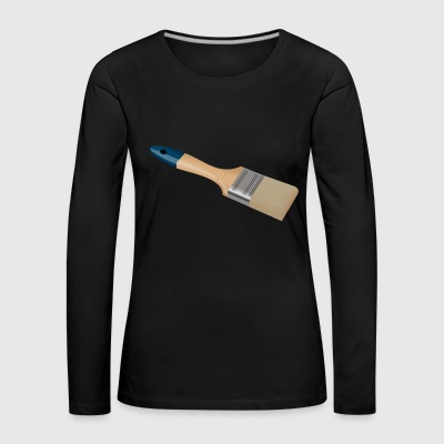 brush - Women's Premium Longsleeve Shirt