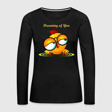 Chick dreaming - DIGITAL - Women's Premium Longsleeve Shirt