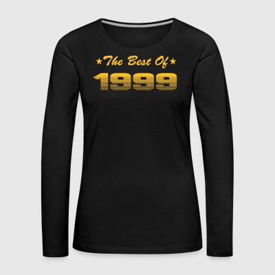 The Best Of 1999 - Maglietta Premium a manica lunga da donna