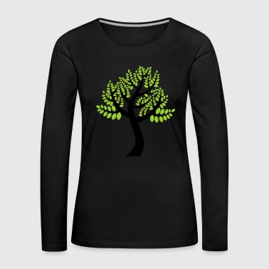 nature - Women's Premium Longsleeve Shirt