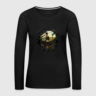 Witch in me - Women's Premium Longsleeve Shirt