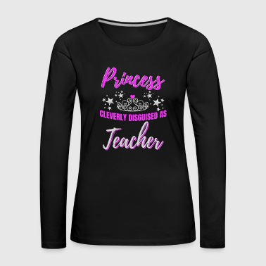 Teacher Gift - Women's Premium Longsleeve Shirt