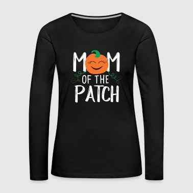 Mom of the Patch - Mutter des Beetes - Frauen Premium Langarmshirt