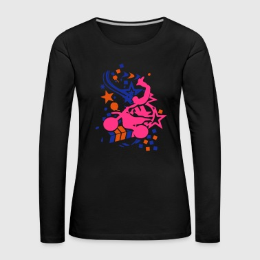motocross freestyle motorcycle40 tag eto - Women's Premium Longsleeve Shirt