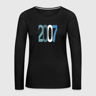 Established 2007 - Frauen Premium Langarmshirt