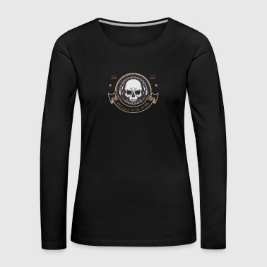 Ride fast or the am - Women's Premium Longsleeve Shirt