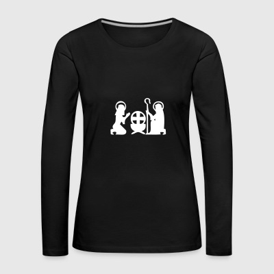 Christianity Collection - Women's Premium Longsleeve Shirt