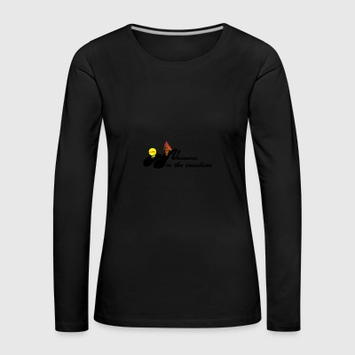 HOLIDAY - Frauen Premium Langarmshirt