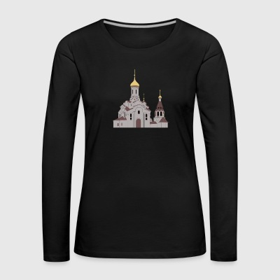 Orthodox Church - Women's Premium Longsleeve Shirt