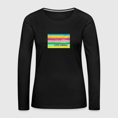 City Pride - Women's Premium Longsleeve Shirt