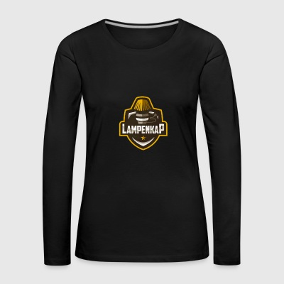 lampshade Logo - T-shirt manches longues Premium Femme