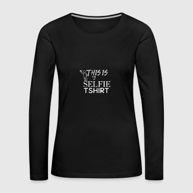 Camera pic - Women's Premium Longsleeve Shirt