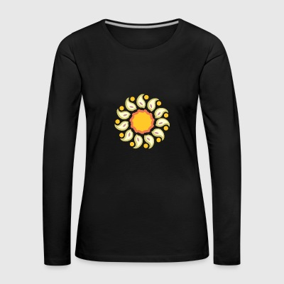 INDIAN DESIGN - Women's Premium Longsleeve Shirt