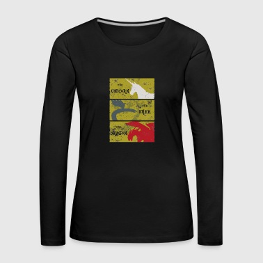 Memories of Idhún - Women's Premium Longsleeve Shirt
