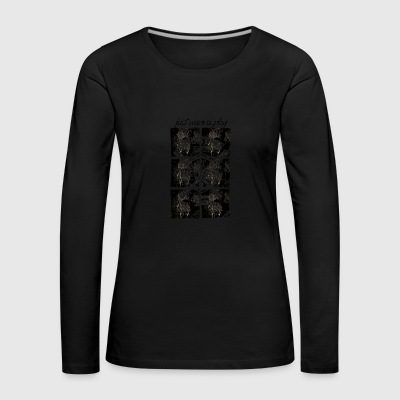 just wanna play - Women's Premium Longsleeve Shirt