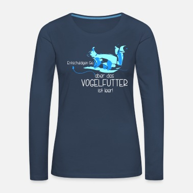 Squirrel Squirrel squirrel - Women's Premium Longsleeve Shirt