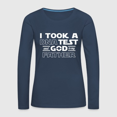 God Father - Women's Premium Longsleeve Shirt