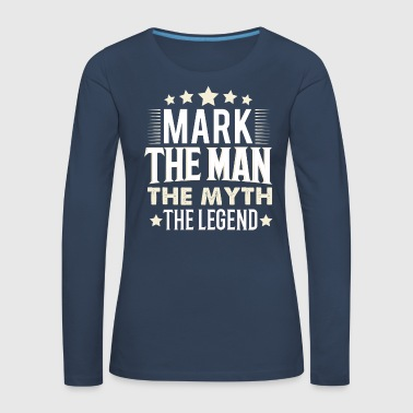 Mark Something mark - Women's Premium Longsleeve Shirt