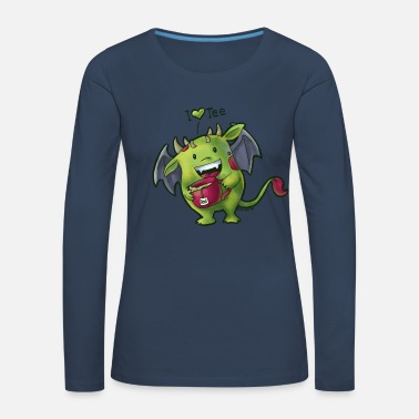Tee Monster - Women's Premium Longsleeve Shirt
