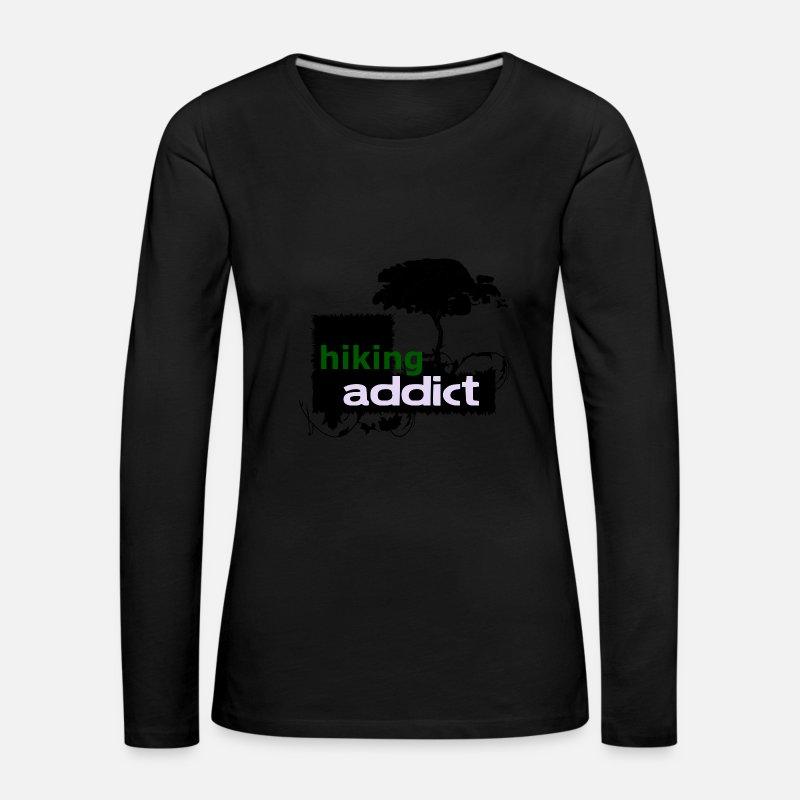 RANDONNEE ADDICT - l amour pour la randonnée de Woop Woop   Spreadshirt e9353baf661e