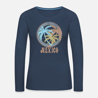 Flight mexico - Women's Premium Longsleeve Shirt
