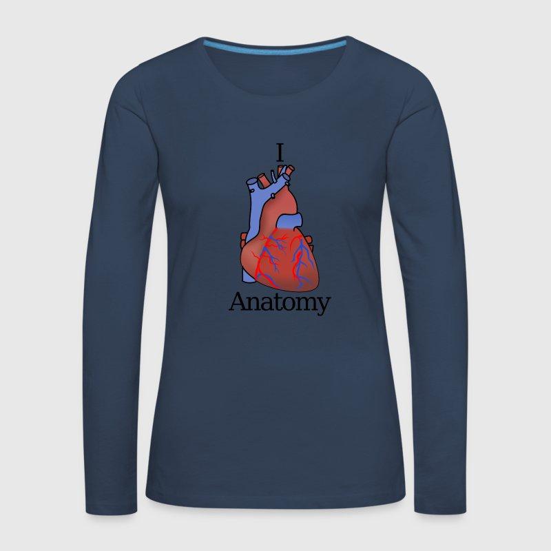 I corazón Anatomía B por | Spreadshirt
