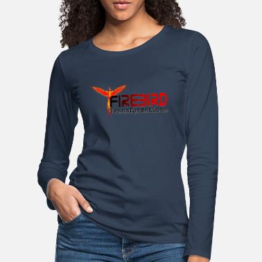 Firebird Transformagions Red 2 large - Women's Premium Longsleeve Shirt