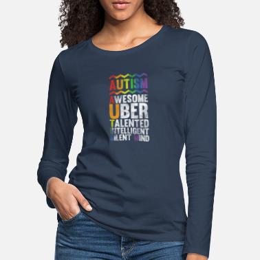 Attention Deficit Disorder Attention deficit disorder - Women's Premium Longsleeve Shirt