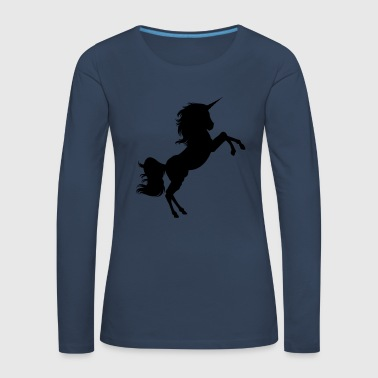 unicorn - Women's Premium Longsleeve Shirt