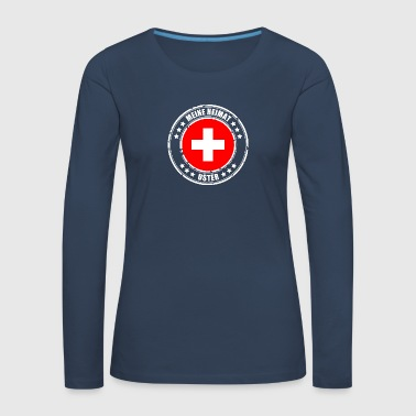 MY HOME - Women's Premium Longsleeve Shirt