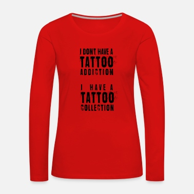 Collections Tattoo collection - Frauen Premium Langarmshirt
