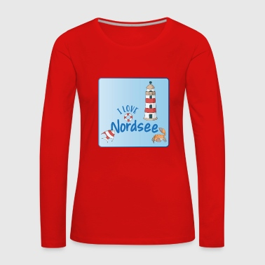 North Sea North Sea - Women's Premium Longsleeve Shirt