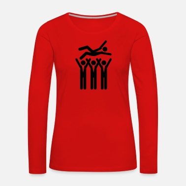 Stag Party A Stag Party - Women's Premium Longsleeve Shirt