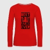 BEST PARTY EVER - Anti Smartphone - Women's Premium Longsleeve Shirt