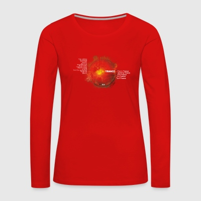 Be Part of The Trance Universe - Frauen Premium Langarmshirt