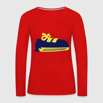 Kicks - Women's Premium Longsleeve Shirt