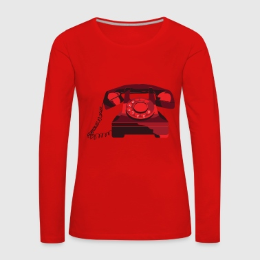 phone - Women's Premium Longsleeve Shirt