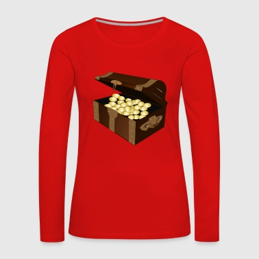 treasure - Women's Premium Longsleeve Shirt