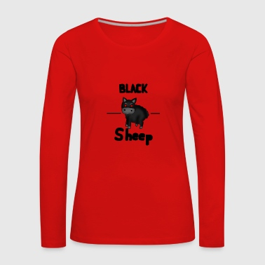 Black sheep - Women's Premium Longsleeve Shirt