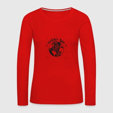 earthday - Women's Premium Longsleeve Shirt