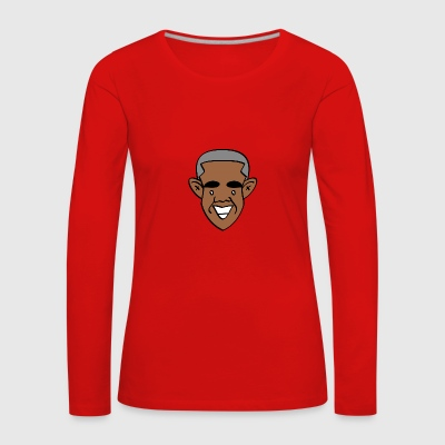 Thanks, Obama! - Women's Premium Longsleeve Shirt
