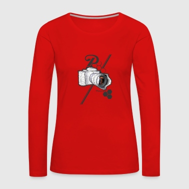 CAM spike photography - Women's Premium Longsleeve Shirt