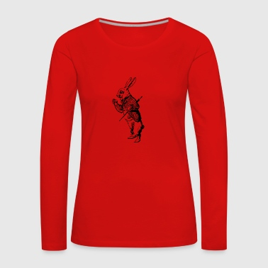 rabbit149 - Women's Premium Longsleeve Shirt