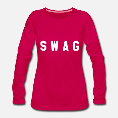 Swag SWAG - T-shirt manches longues Premium Femme