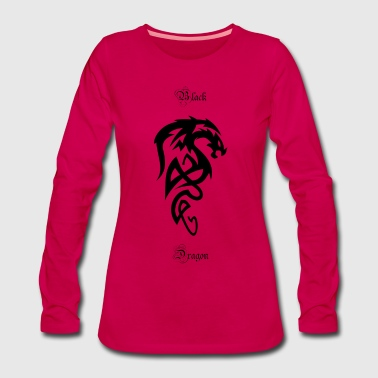Tribal Dragon Tribal dragon - Women's Premium Longsleeve Shirt