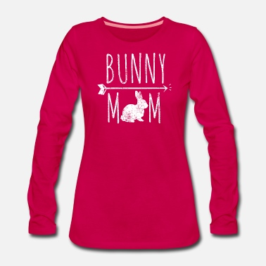 Bunnies owner mothers day - Women's Premium Longsleeve Shirt