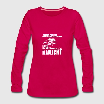 police Men - Women's Premium Longsleeve Shirt
