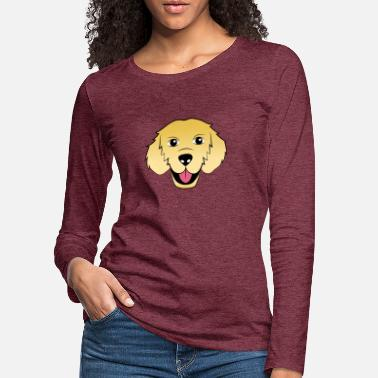 The men's best friend - Women's Premium Longsleeve Shirt