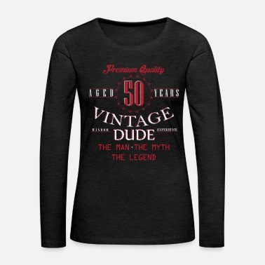 Birthday 50th birthday - Women's Premium Longsleeve Shirt