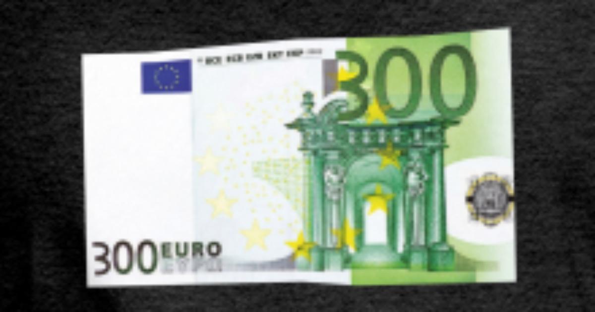 300 Euro Schein Frauen Premium